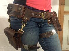 BOUDICCA pocket belt