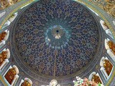 Sayyidah Zaynab Mosque, Damascus Governorate, Syria -