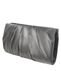 Shop for Nina Pleated Satin Metal-Frame Clutch at Dillards.com. Visit Dillards.com to find clothing, accessories, shoes, cosmetics & more. The Style of Your Life.