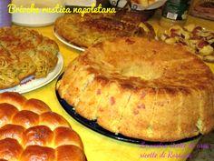#Brioche #rustica #napoletana