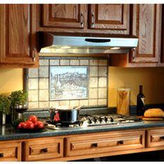 Range Hoods, Shop Kitchen Ventilation & Range Hood Products ...