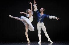 Anastasia Stashkevich and Vyacheslav Lopatin, Bolshoi Ballet