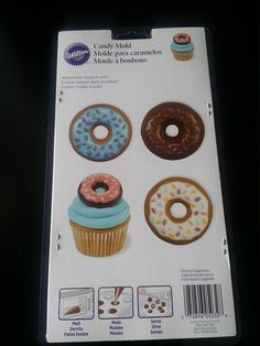 DONUT CANDY MOLD