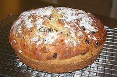 Easy Irish Soda Bread #StPatricksDay #easysodabread
