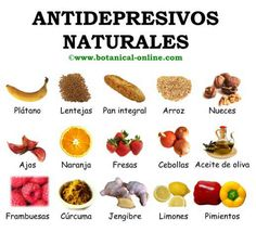 Remedios antidepresivos naturales