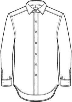 technical drawing shirt - Google Search