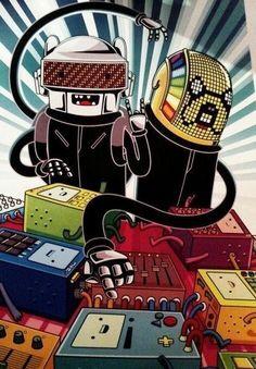 Daft Punk Time- Whaaaaaaaaaaaaat!!!!!!