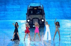 Spice Girls August 12, 2012: London's Olympics sign off with a spectacular star-studded finale ...♥♥ ..