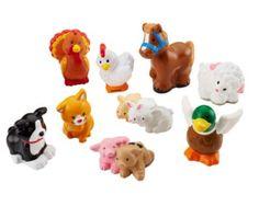 Little People® Farm Animals | BrandsLittlePeople | Fisher Price