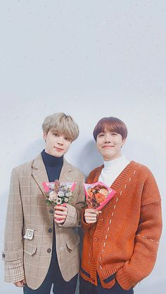 #JIMIN AND #JHOPE
