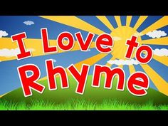 Rhyming songs for kids are a double win! They are fun to sing, and they also have tons of benefits at the same time. Use rhyming songs for learning and fun! song The Best Rhyming Songs for Kids Rhyming Kindergarten, Rhyming Activities, Preschool Music, Teaching Phonics, Jolly Phonics, Rhymes Songs, Kids Songs, Jack Hartmann, Preschool Transitions