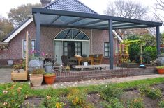A Canopy or Veranda For Your Garden