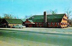 Bronco Charlie's restaurant in Oakdale, NY