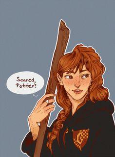 Natello's Art- Ginny Weasley