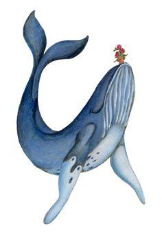 :: whale ::