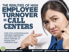 A high #EmployeeTurnover rate is a reality that every #CallCenter has learned to deal with. But what causes it?