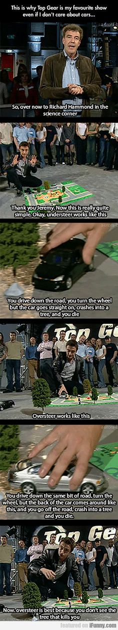 This Is Why Top Gear Is My Favorite Show...