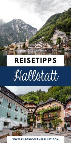 Hallstatt ist zweifellos eine der schönsten Städte Europas. Diese Tipps von Locals solltest du bei der Planung deiner Reise nach Hallstatt berücksichtigen! Mach auch nicht den Fehler, nur für einen Tag zu kommen. Entdecke Hallstatt und das Salzkammergut und verbringe dort einen wunderbaren Österreich Urlaub!  #Hallstatt #Salzkammergut #Österreich #Roadtrip #Reisen #Heimat