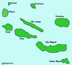 Azores..