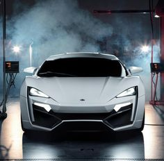 Holy Smokes! The Incredible $3.4 Million Lykan Hypersport. Hit the pic to find out how fast this beast can go....
