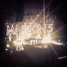 Maroon 5!!!