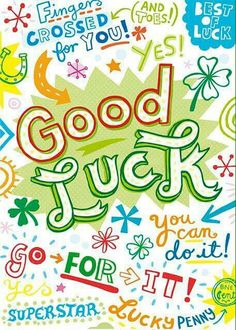 Best of luck for your exam exam wishes pinterest motivational greeting cards on behance m4hsunfo