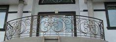 Кованые балконы, балконные ограждения, французские балконы Одесса, Киев: цена, фото - Художественная ковка Одесса Прессмаш