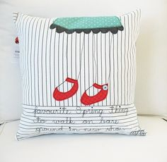 pillow cushion cover @Ann Nybergh Wikman