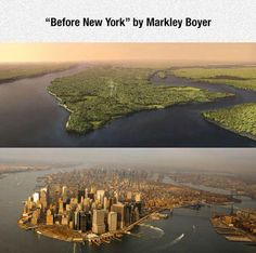 Before New York