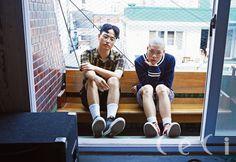 2015.08, CeCi, hyukoh, Im Hyun Je, Oh Hyuk