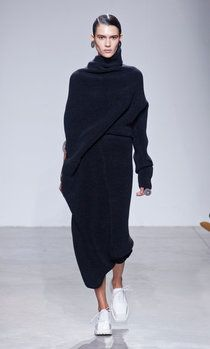 Acne Studios - comfort and warm and practical - gorgeous