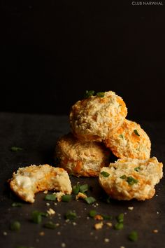 Classic English Scones with Cheddar
