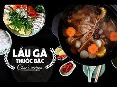 Lẩu gà thuốc bắc | Herbal Chicken Hotpot | Món ngon mỗi ngày | Ngon Plus
