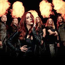 """Forte del successo del nuovo """"The Quantum Enigma"""", la band di Simone Simons intraprenderà un tour invernale in compagnia di Eluveitie! Biglietti in vendita dalle ore 12 del 22 aprile!"""
