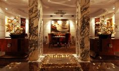 Hotel Lord Byron Rome, Italy    An intimate and stylish Art Deco haven close to the Villa Borghese