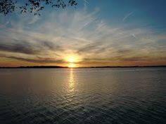Sunset @ Beachbar Chiemsee