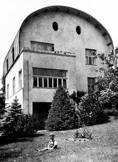 Adolf Loos, Horner House, 1912 Adolf Loos Architecture Adolf Loos. House for Helene Harner in Vienna, 1912-1913