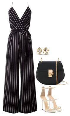 """Untitled #428"" by alibasicamina ❤ liked on Polyvore featuring Giuseppe Zanotti and Chloé"
