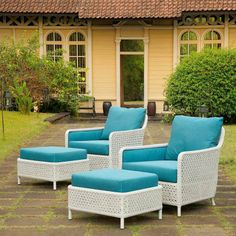 Barlow Tyrie Kirar Lounge Chair