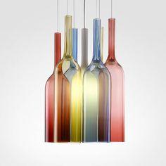 Luminária Jar RGB