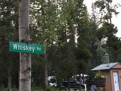 Whisky Rd, Yellowhead Campground & RV Park, 325 North Highway #5, Valemont, BC
