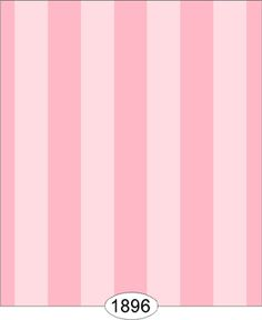 Wallpaper - Salisbury Stripe - Pink