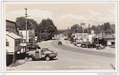 RP: Main Street , BURNEY , California , 30-40s - Delcampe.com