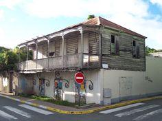 Downtown Marigot - French St. Martin