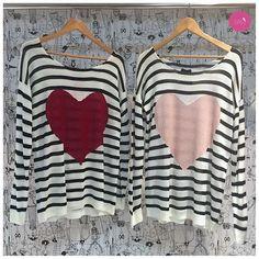 O tricot mais desejado está de volta... #Vemprazas