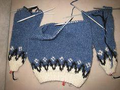 Knit icelandic free pattern and description how to knit a icelandic sweater veel keuze van ijslandse truien meeneemt reizigersbeoordelingen handknitting association of iceland tripadvisor Beanie Knitting Patterns Free, Fair Isle Knitting Patterns, Knit Patterns, Free Knitting, Baby Knitting, Pull Jacquard, Icelandic Sweaters, Knitted Baby Cardigan, Crochet Shirt