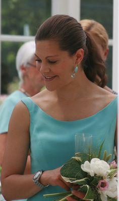 Sweden's Kronprinsessan Victoria