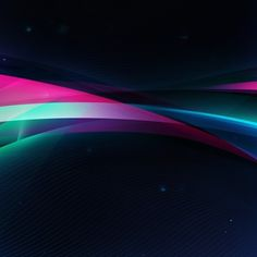 colorful wave wallpaper 1 500x500 Colorful Wave Wallpapers
