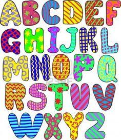 Dessin en couleurs à imprimer : Chiffres et formes - Alphabet numéro 219180
