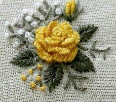 new brazilian embroidery designs # Brazilian embroidery, Brazilian Embroidery Stitches, Learn Embroidery, Rose Embroidery, Hand Embroidery Stitches, Embroidery For Beginners, Hand Embroidery Designs, Embroidery Techniques, Embroidery Kits, Cross Stitch Embroidery